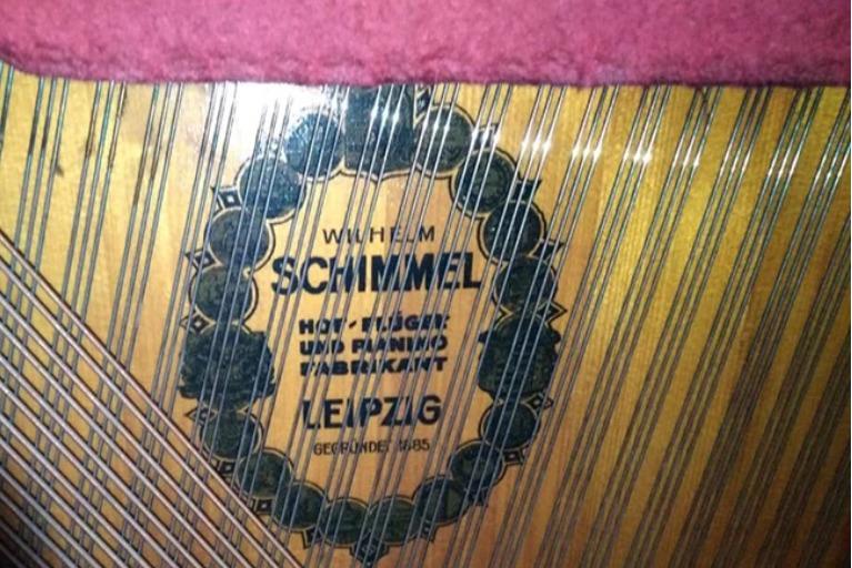 Πιάνο 100 ετών