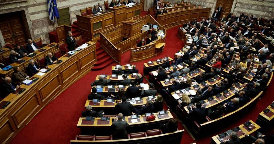 Η βουλή ψήφισε για το νέο εργασιακό νομοσχέδιο