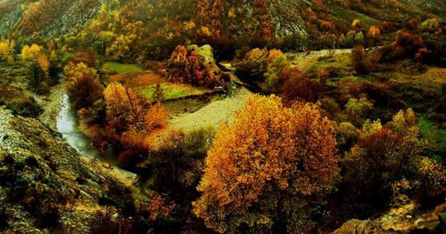 Εθνικό Πάρκο Οροσειράς Ροδόπης