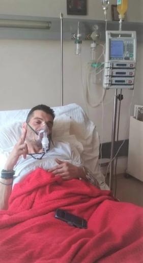 Γιώργος Δασκαλάκης: Έκκληση για αίμα από τον τραγουδιστή.