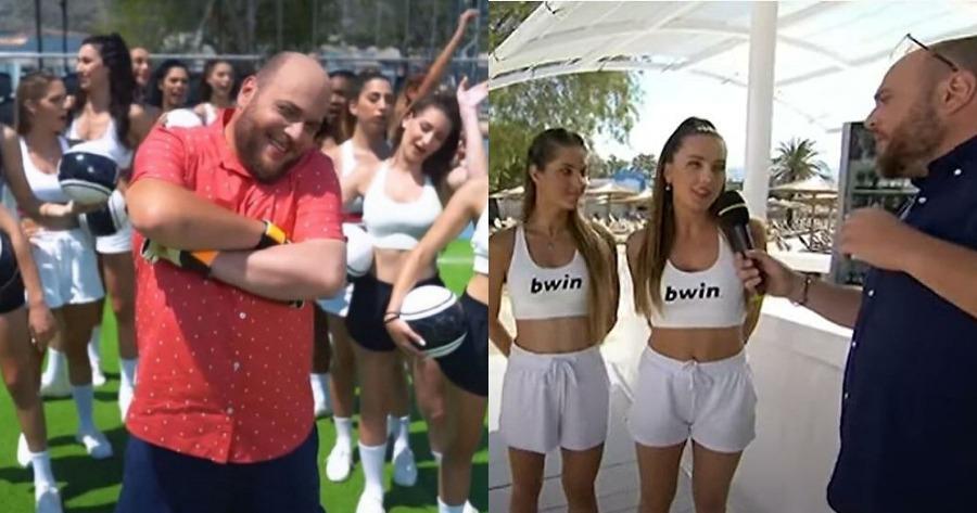 Γυναικείο ποδόσφαιρο εκπομπή ΑΝΤ1