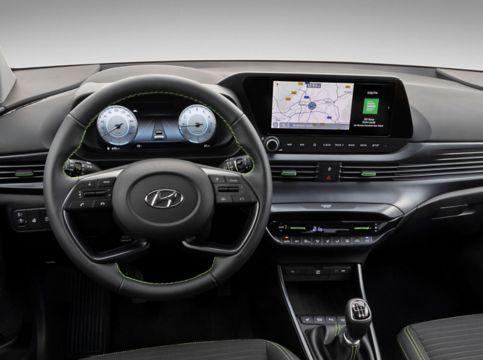 οθόνη αφής Hyundai i20