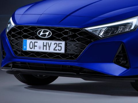 σπορ εμφάνιση Hyundai i20
