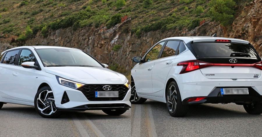Hyundai i20 νέο μοντέλο