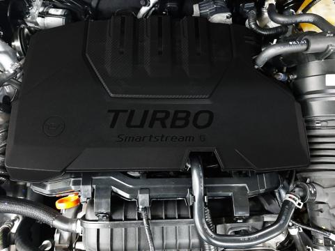 τούρμπο κινητήρας Hyundai i20