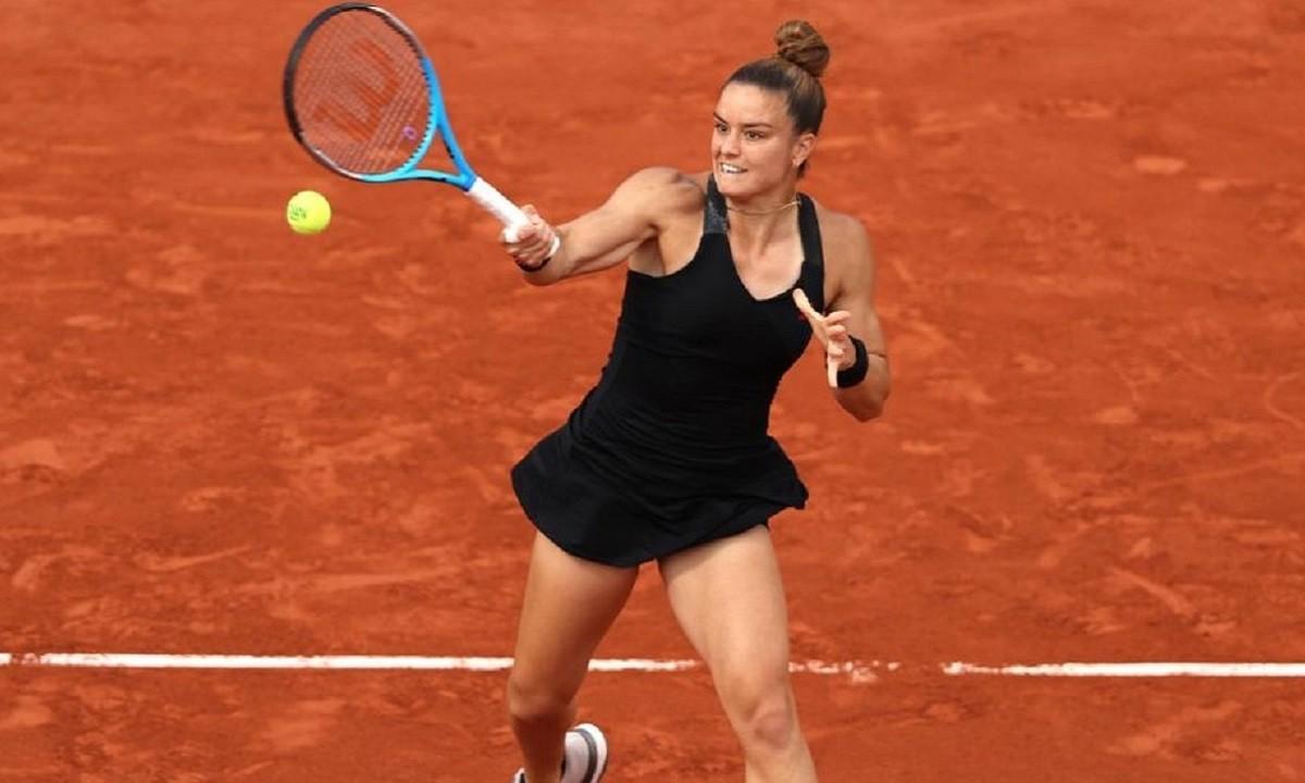Μαρία Σάκκαρη: Πέρασε στους ''4'' του Roland Garros.