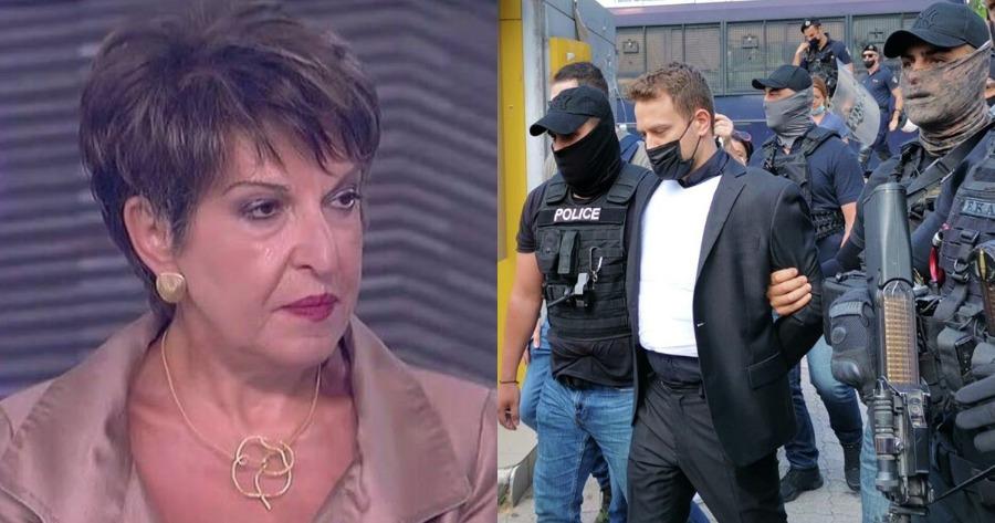 Ιωάννα Μάνδρου: Τι είπε για τη δολοφονία της Καρολάιν;