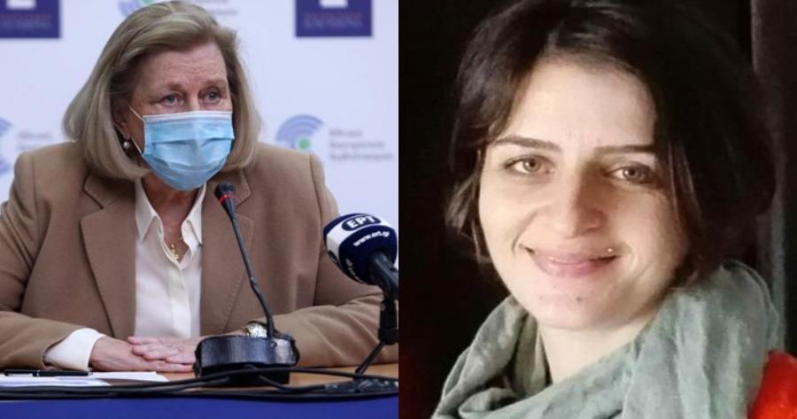 Μαρία Θεοδωρίδου: Όσα ανέφερε για τη Γλυκερία Μανουσάκη.