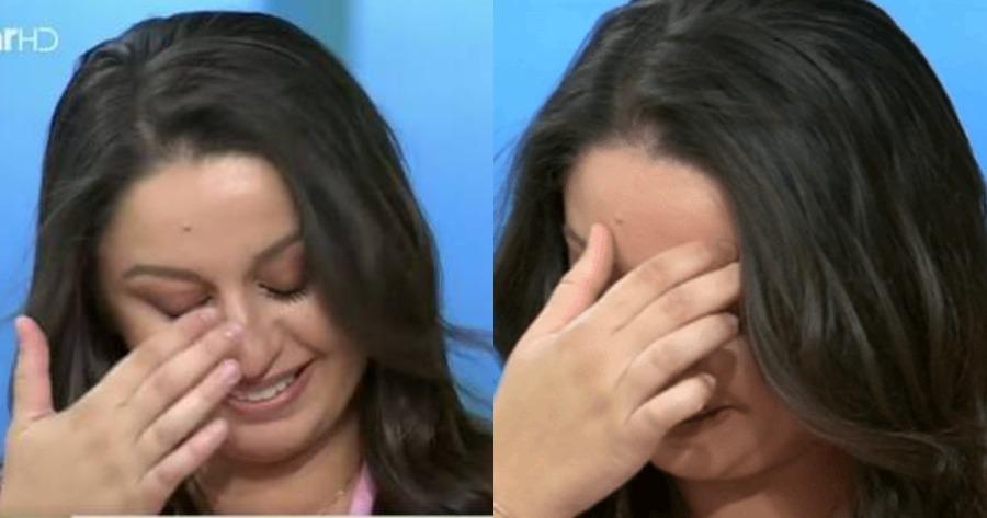 Μαργαρίτα Νικολαΐδη κλάμα
