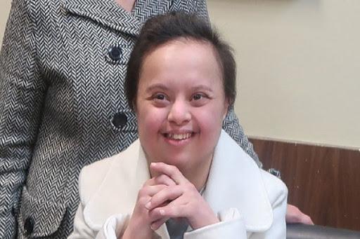Μαρία Νίτσα: Πήρε πτυχίο, έχοντας σύνδρομο Down.