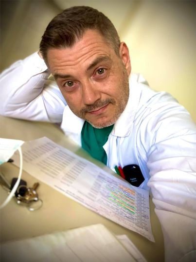 Μαρτυρία γιατρού: Τι είπε για ένα περιστατικό της εποχής COVID-19.