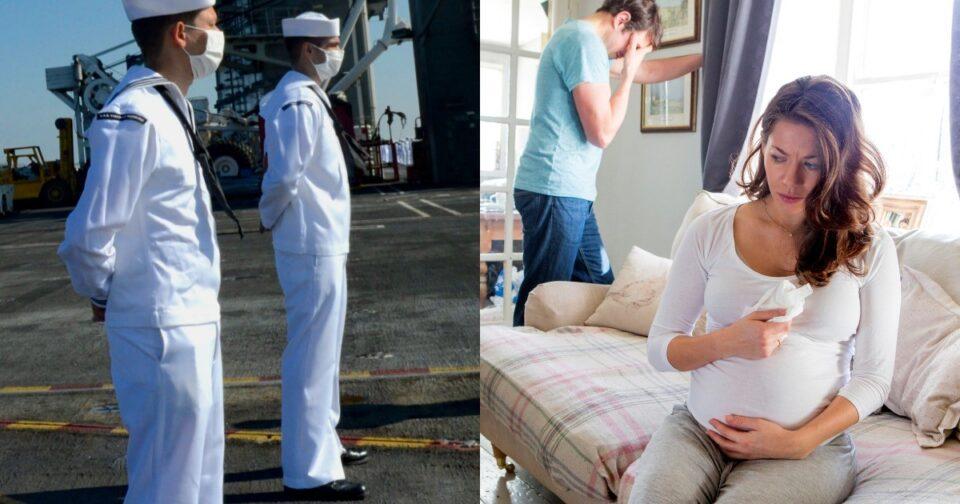 Απατημένος σύζυγος ναυτικός