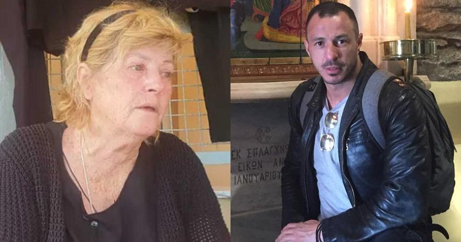 Μητέρα Τάσου Μπερδέση: Οι δηλώσεις της για το δολοφόνο.