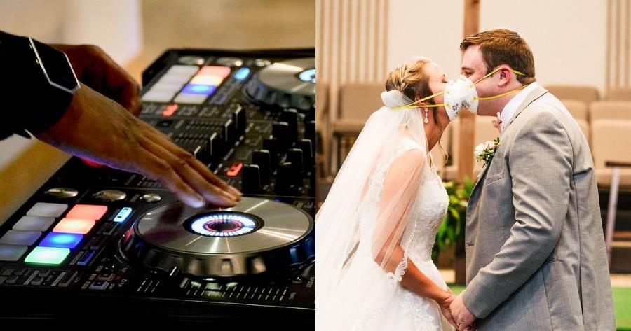 μουσική σε γάμους