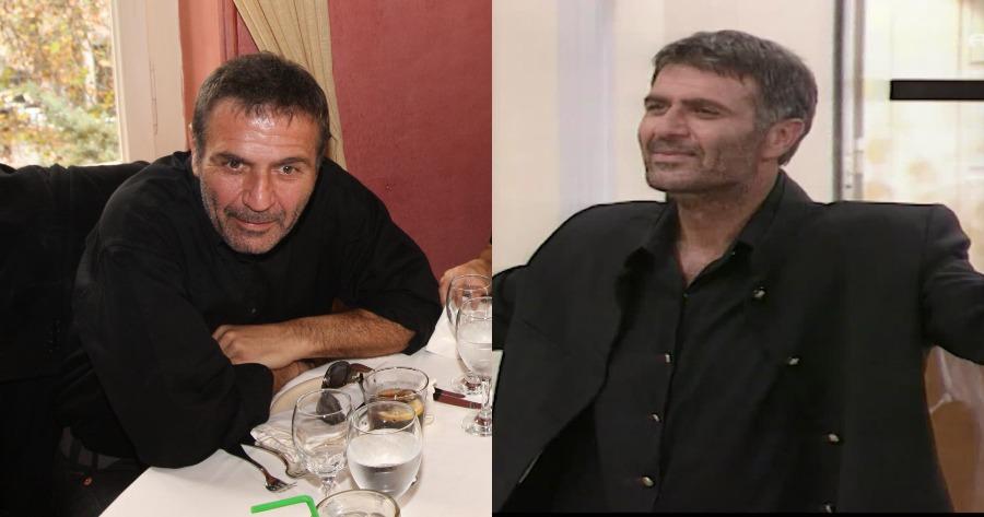 Νίκος Σεργιανόπουλος ως Κωνσταντίνος Μαρκοράς