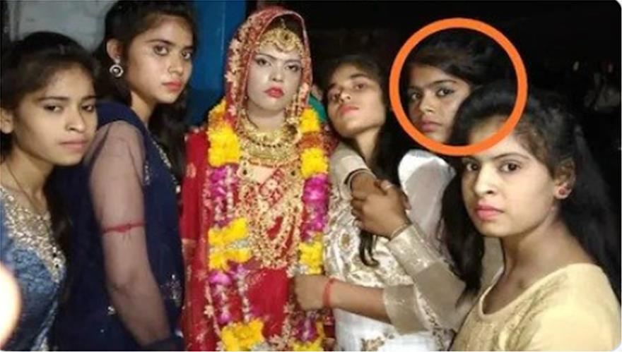 Έμφραγμα σε γάμο: Ο γαμπρός παντρεύτηκε την αδελφή της νύφης.