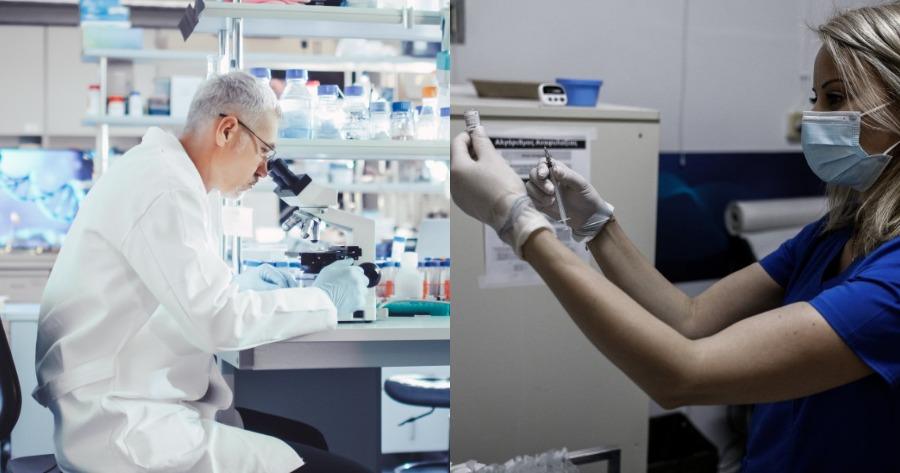 Συνδυασμός εμβολίων AstraZeneca και Pfizer αποτελεσματικός