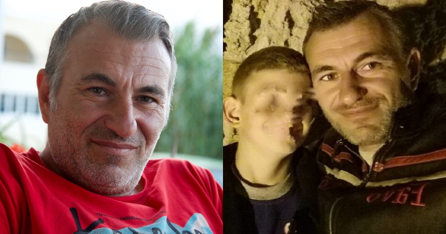 Γιάννης Τσέρκης πατέρας και μάνα
