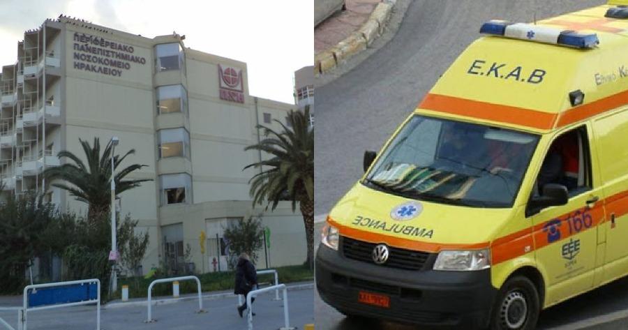 Πέθανε 21χρονη στο Ηράκλειο