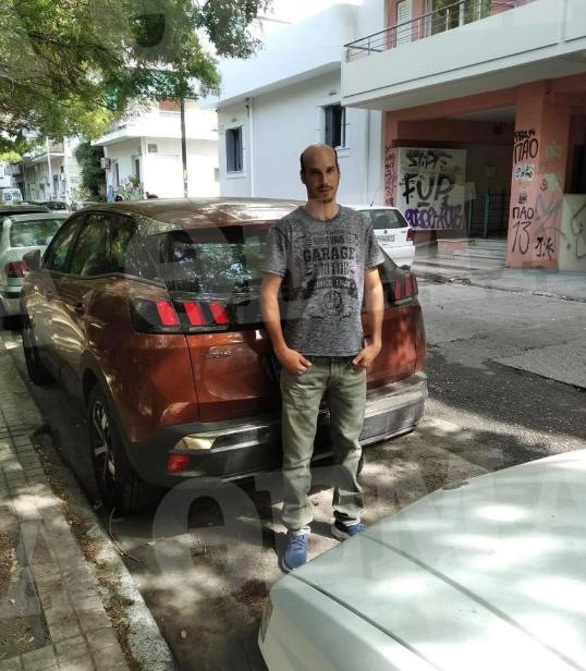 Πετράλωνα: Ο Βούλγαρος που συνελήφθη για το βιασμό της καθαρίστριας.