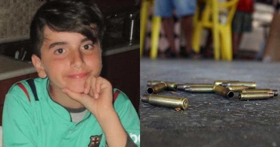Γλέντι ρομά με πυροβολισμούς τέσσερα χρόνια από το θάνατο του μικρού Μάριου.