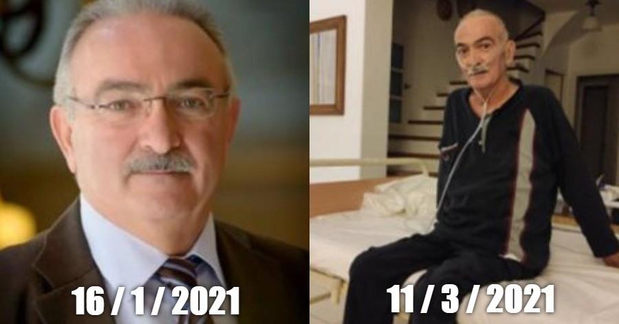 «45 μέρες στη ΜΕΘ, 33 κιλά μείον»: Η μαρτυρική εμπειρία Έλληνα μικροβιολόγου μετά τη δίμηνη νοσηλεία