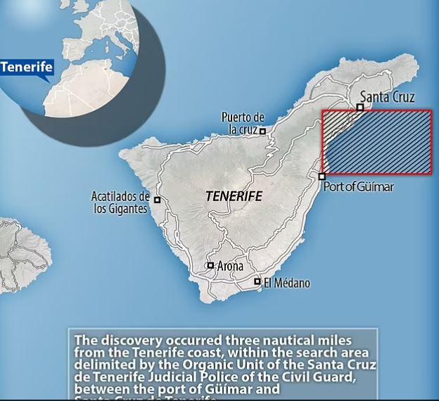 Πτώμα 6χρονης στη Τενερίφη