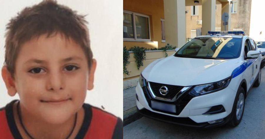 8χρονος Βασίλης: Τον είχε πάρει η μητέρα του.