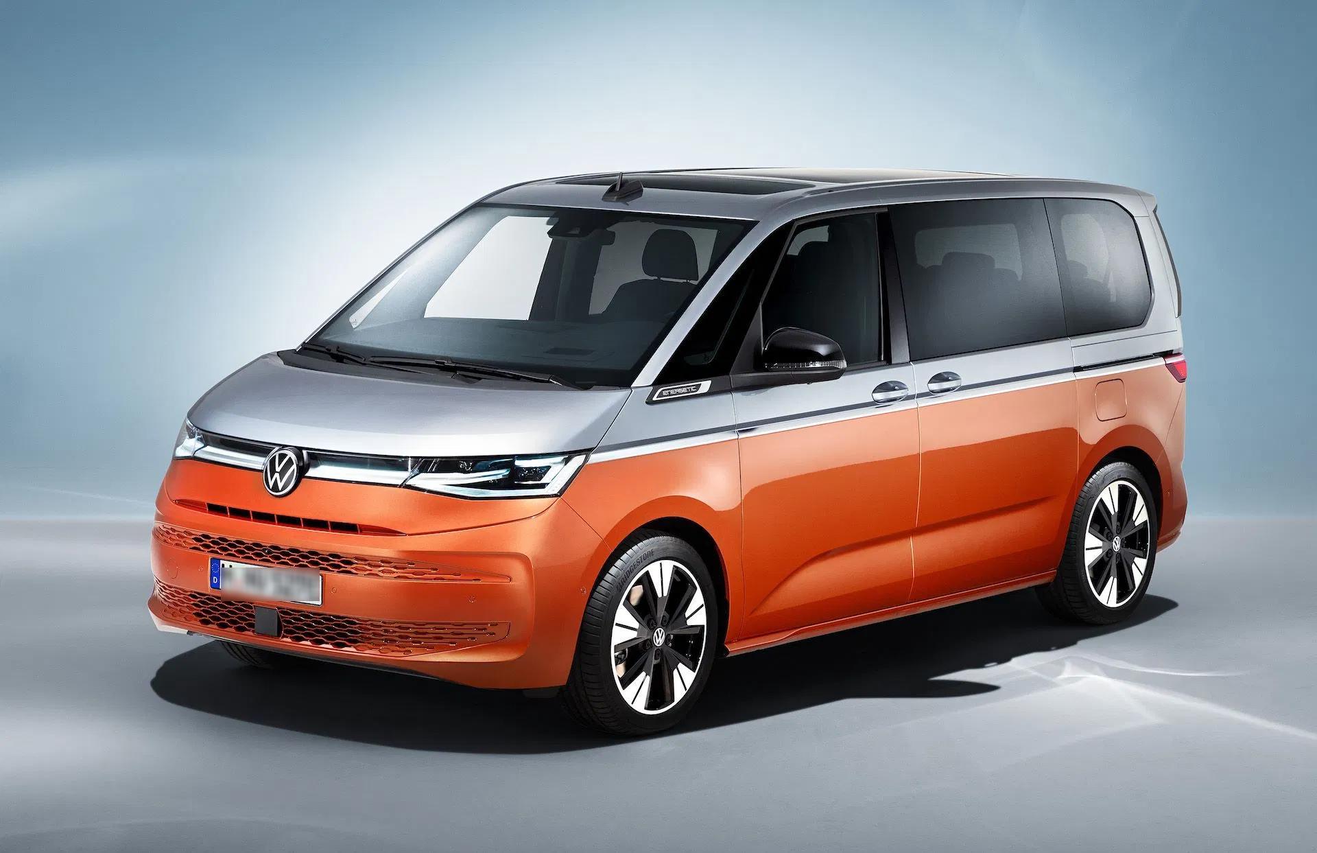 Volkswagen εμφάνιση