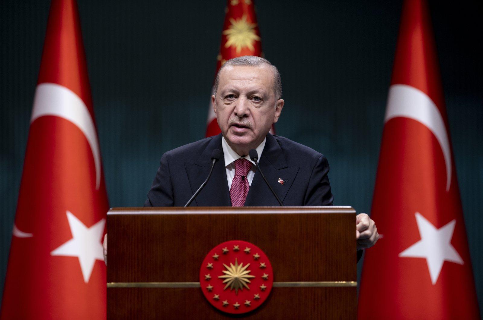 Ερντογάν; Κορονοιός στη Τουρκία