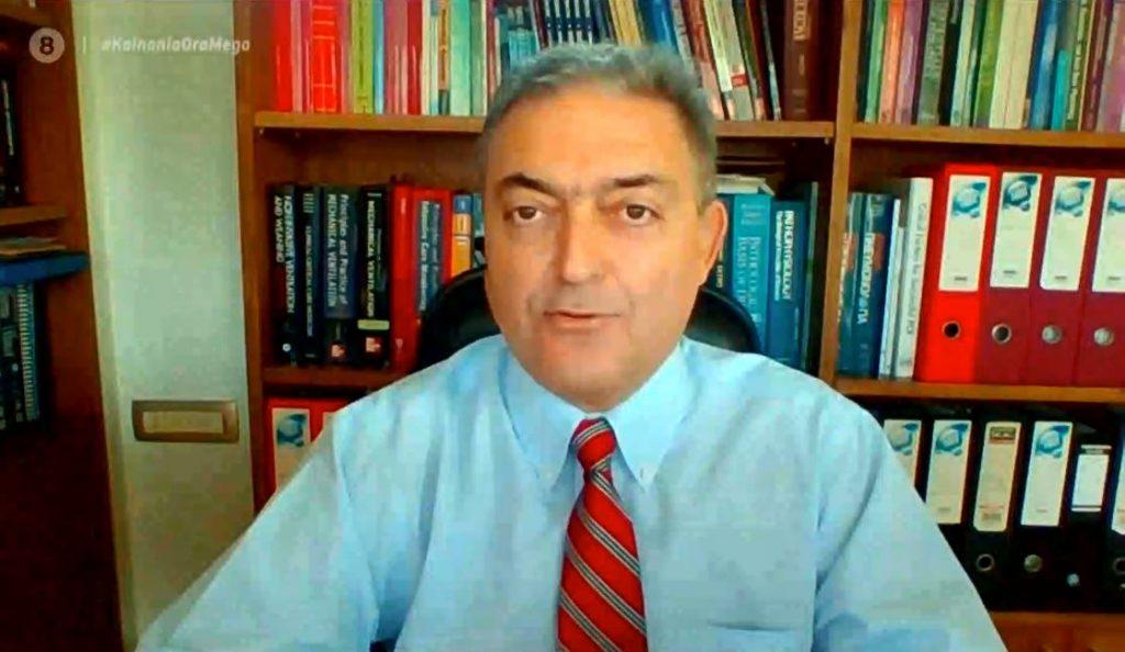 Θεόδωρος Βασιλακόπουλος: Τι είπε για το εμβόλιο;