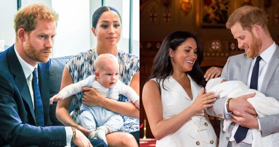 Βασιλική οικογένεια νεότερο μέλος