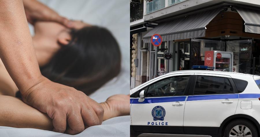 Βιασμός 30χρονης στο Κολωνάκι δικογραφία