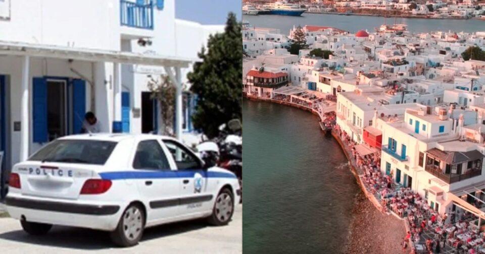 Έγκλημα στη Μύκονο με 27χρονο Αλβανό