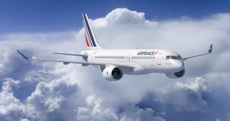 Air France στην Ρόδο