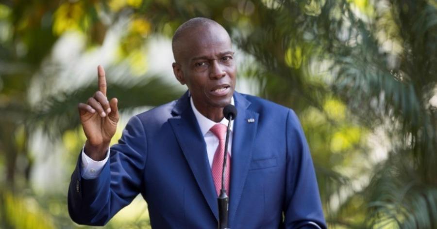 πρόεδρος της Αϊτής