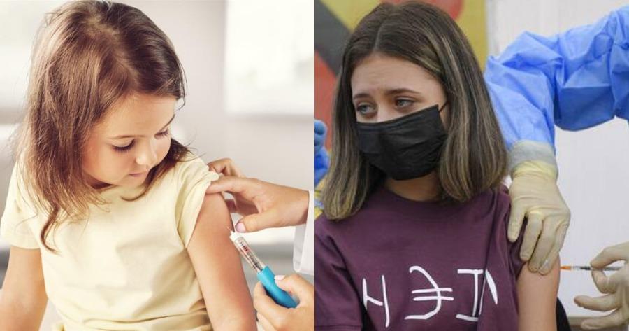 επιφύλαξη για εμβολιασμό παιδιών