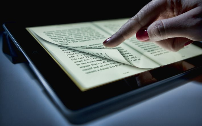 ΦΠΑ 6% για ψηφιακά βιβλία