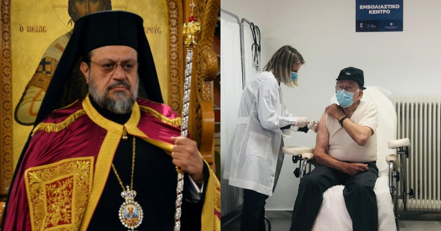 Εκκλησία υποχρεωτικός εμβολιασμός