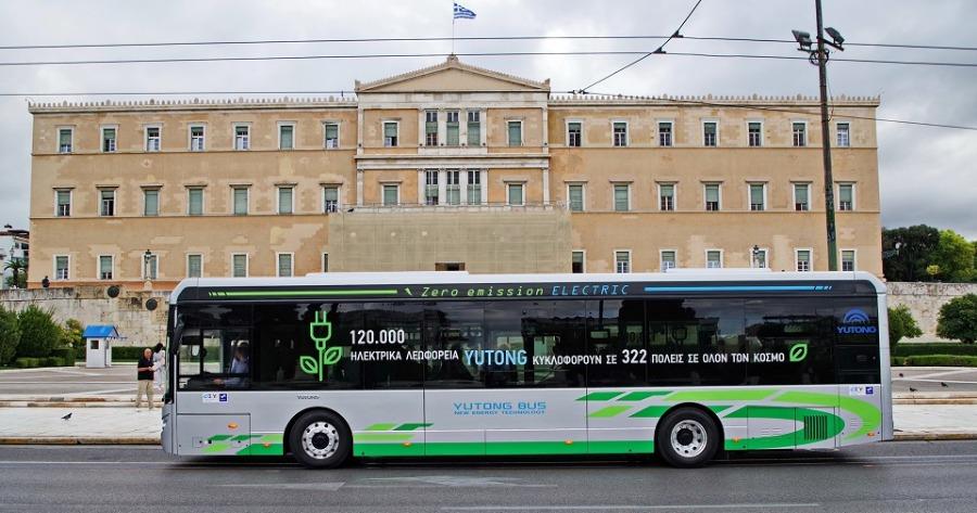 Κώστας Καραμανλής για ηλεκτρικά λεωφορεία