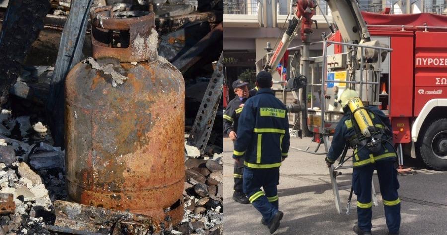 Νεκρή 54χρονη από έκρηξη