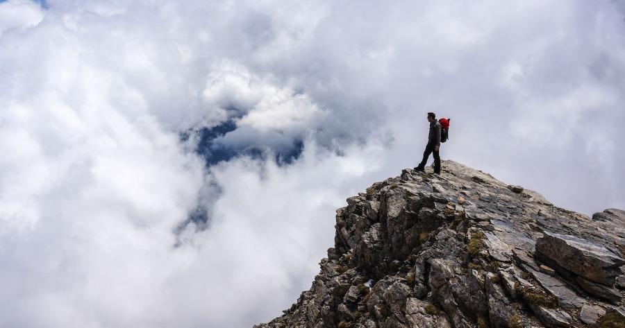 Όλυμπος : αναζητείται 35χρονος ορειβάτης