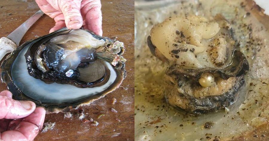 Ιδιοκτήτρια μεζεδοπωλείου στην Πάτρα βρήκε μαργαριτάρι σε στρείδια