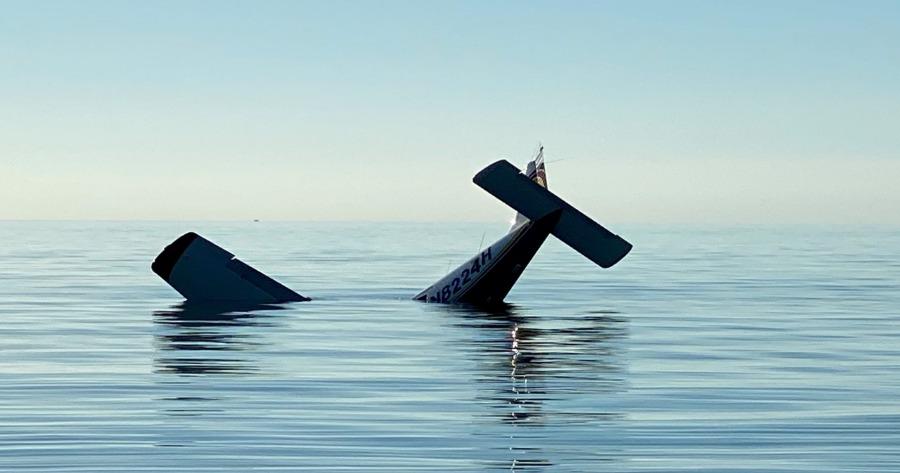 Ρωσία: αεροπλάνο συνετρίβη στην θάλασσα