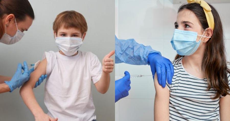 Σε παιδιά 5-11 ετών δοκιμές εμβολίων