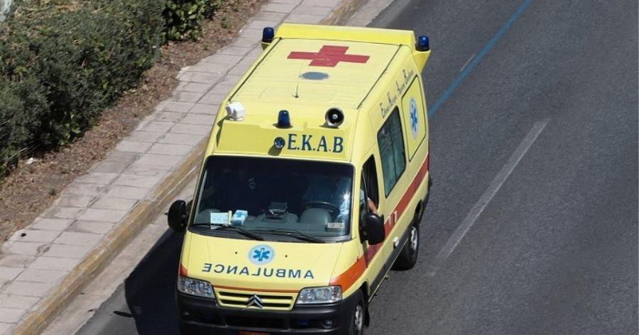 Τροχαίο με δύο νεκρούς στην παλαιά εθνική οδό Θεσσαλονίκης-Καβάλας