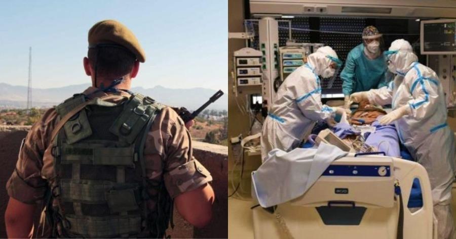43χρονος Αξιωματικός του Στρατού νίκησε τον κορονοϊό