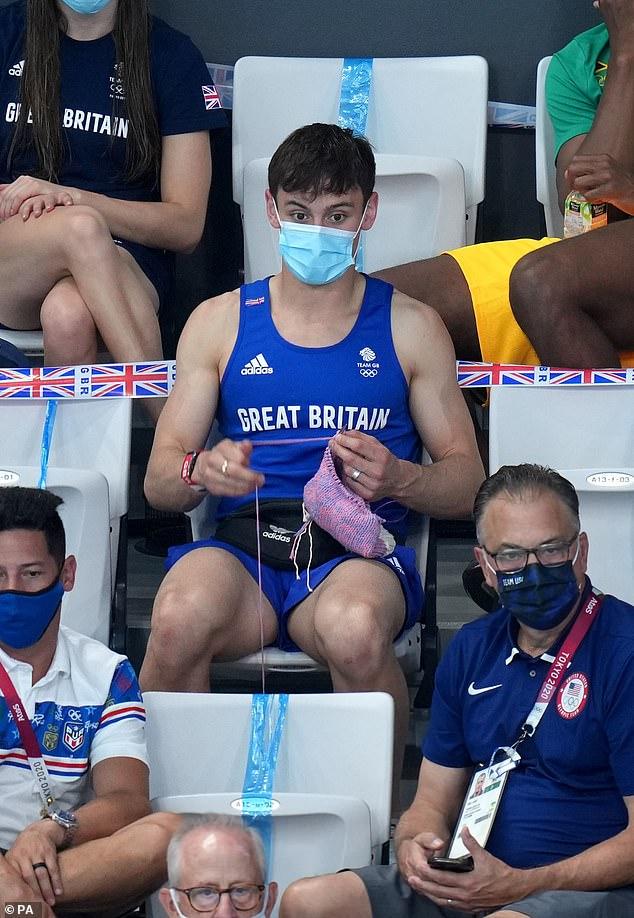 Ολυμπιονίκης πλέξιμο