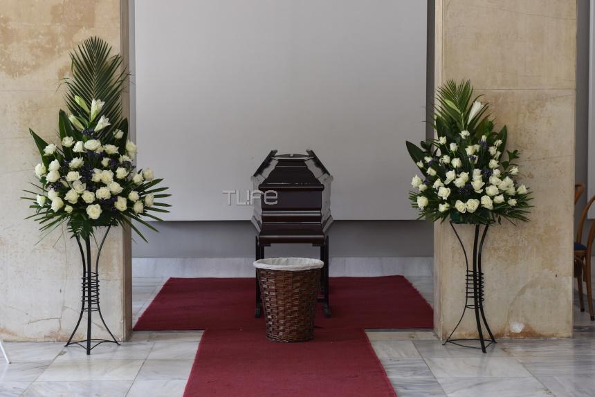 Ανέστης Βλάχος κηδεία