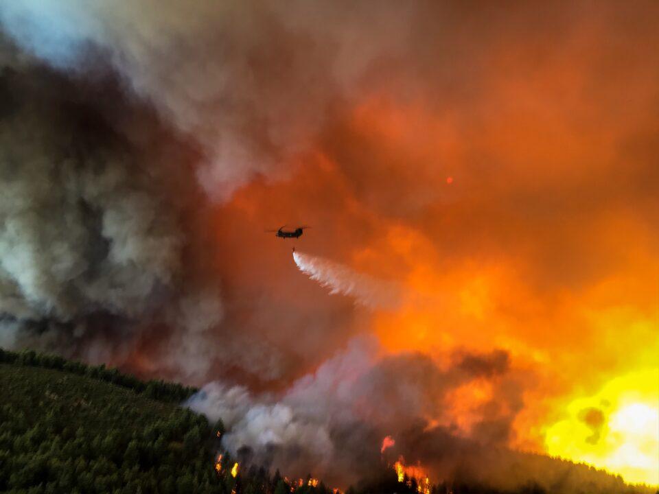 Ακραίος κίνδυνος πυρκαγιάς για τα νησιά της Π.Ε Ρόδου